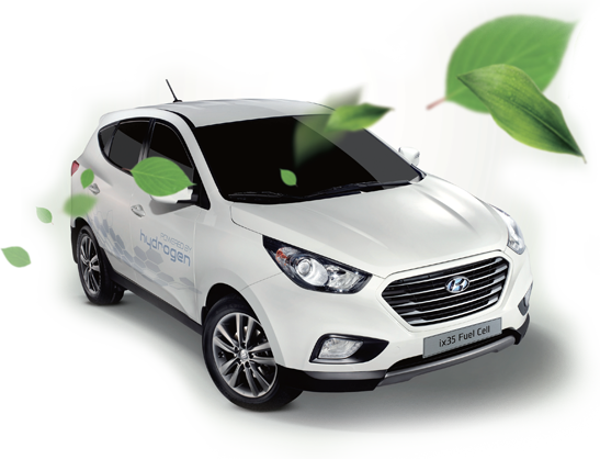 Hydrogen Fuel Cell Powered Cars | Hyundai UK