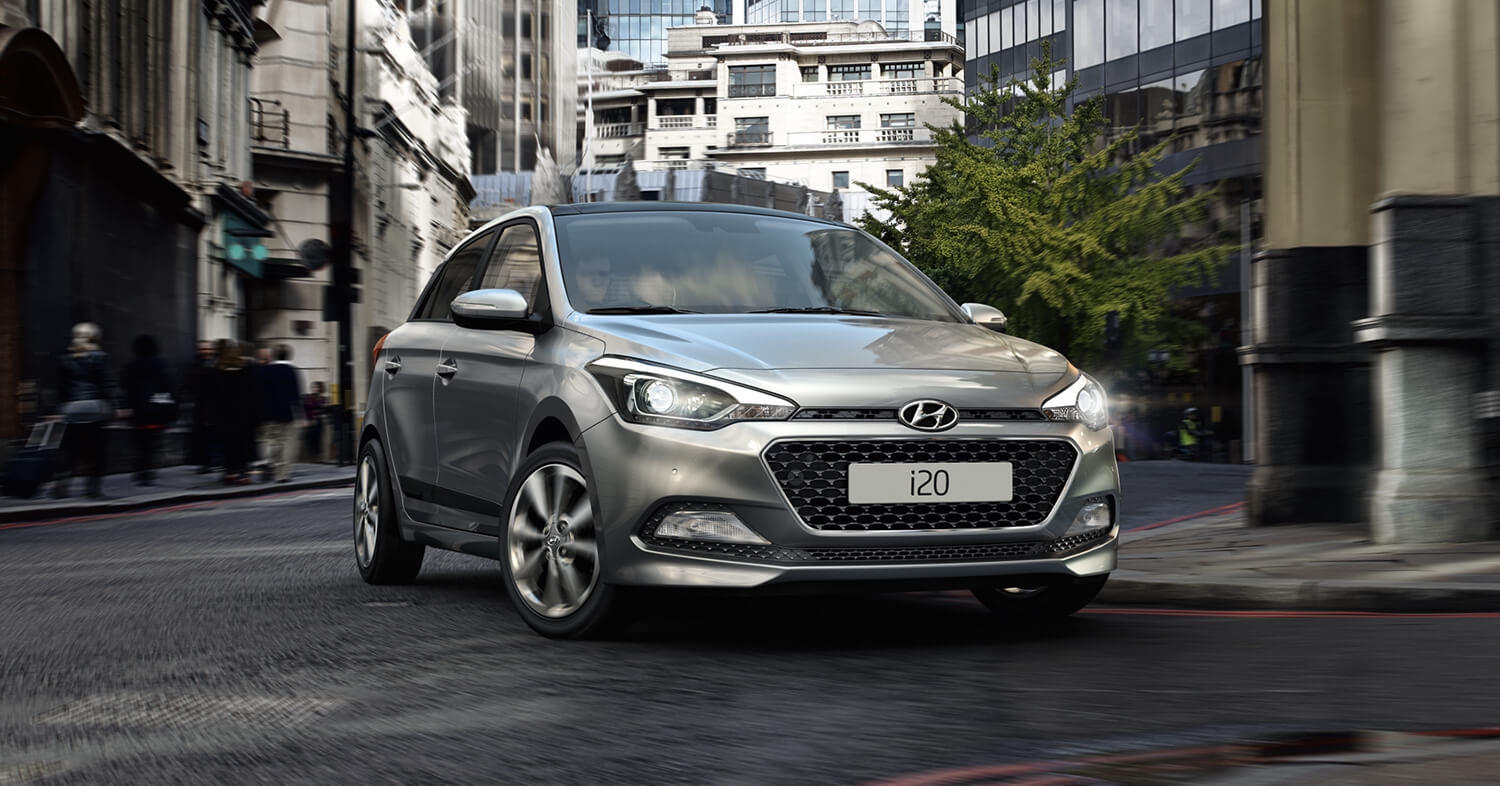 Platts Hyundai Used Car Dealership In High Wycombe - Book a test drive