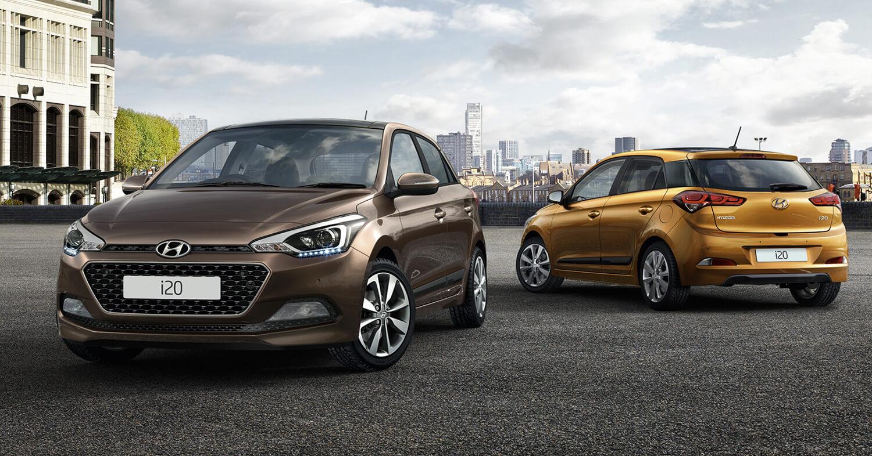 Explore the Hyundai i20 from £9,995   Hyundai UK