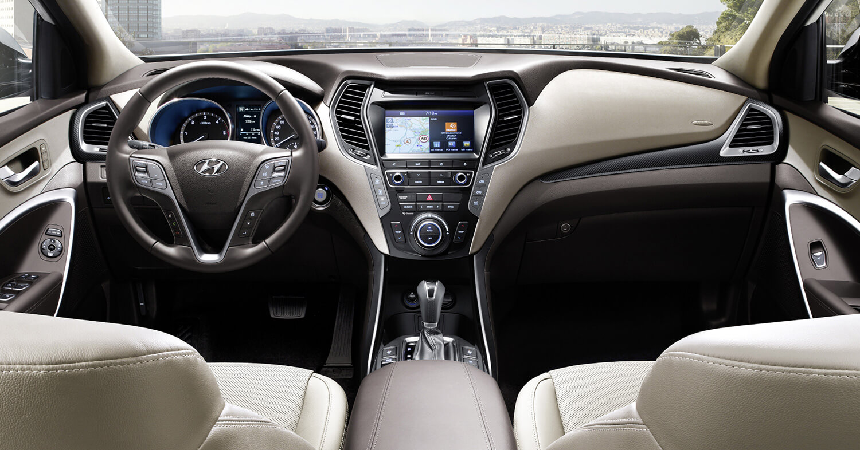 Explore The Hyundai Santa Fe From 163 32 545 Hyundai Uk