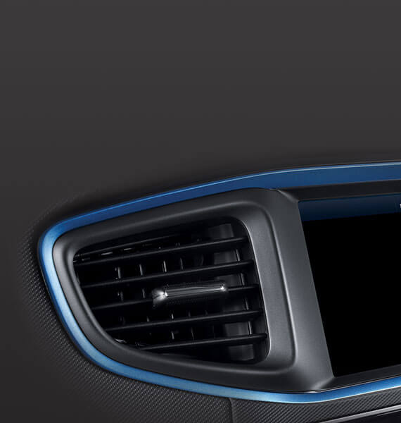 Hyundai IONIQ air conditioner